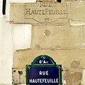 Rue Hautefeuille