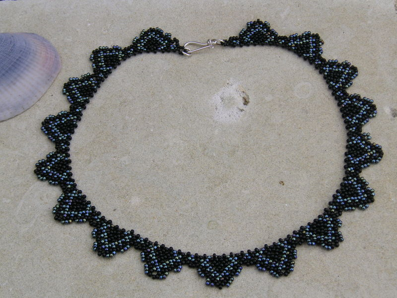 Collier Netting russe OK