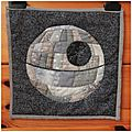 Star wars en patchwork