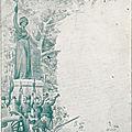 Concours International de Gymnastique & de Tir du 13 au 15 août 1910 à <b>Belfort</b>, le sommaire