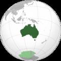 Direction ... l'Australie !