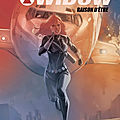 Panini Marvel Black Widow / la Veuve Noire