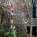 Yarn bombing printannier!