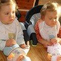 Lorette et Automne (2 ans)