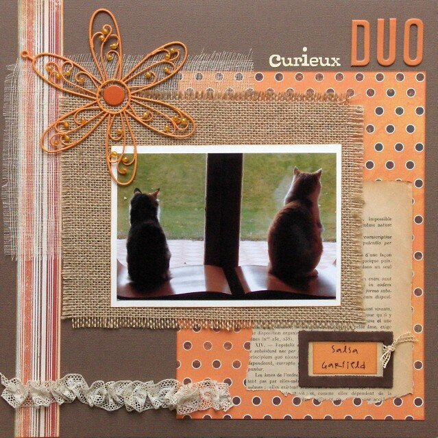 Curieux duo