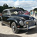 Dkw f93 sonderklasse coupé 1956