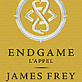 Endgame, Tome 1 : L'appel, de James Frey & Nils Johnson-Shelton