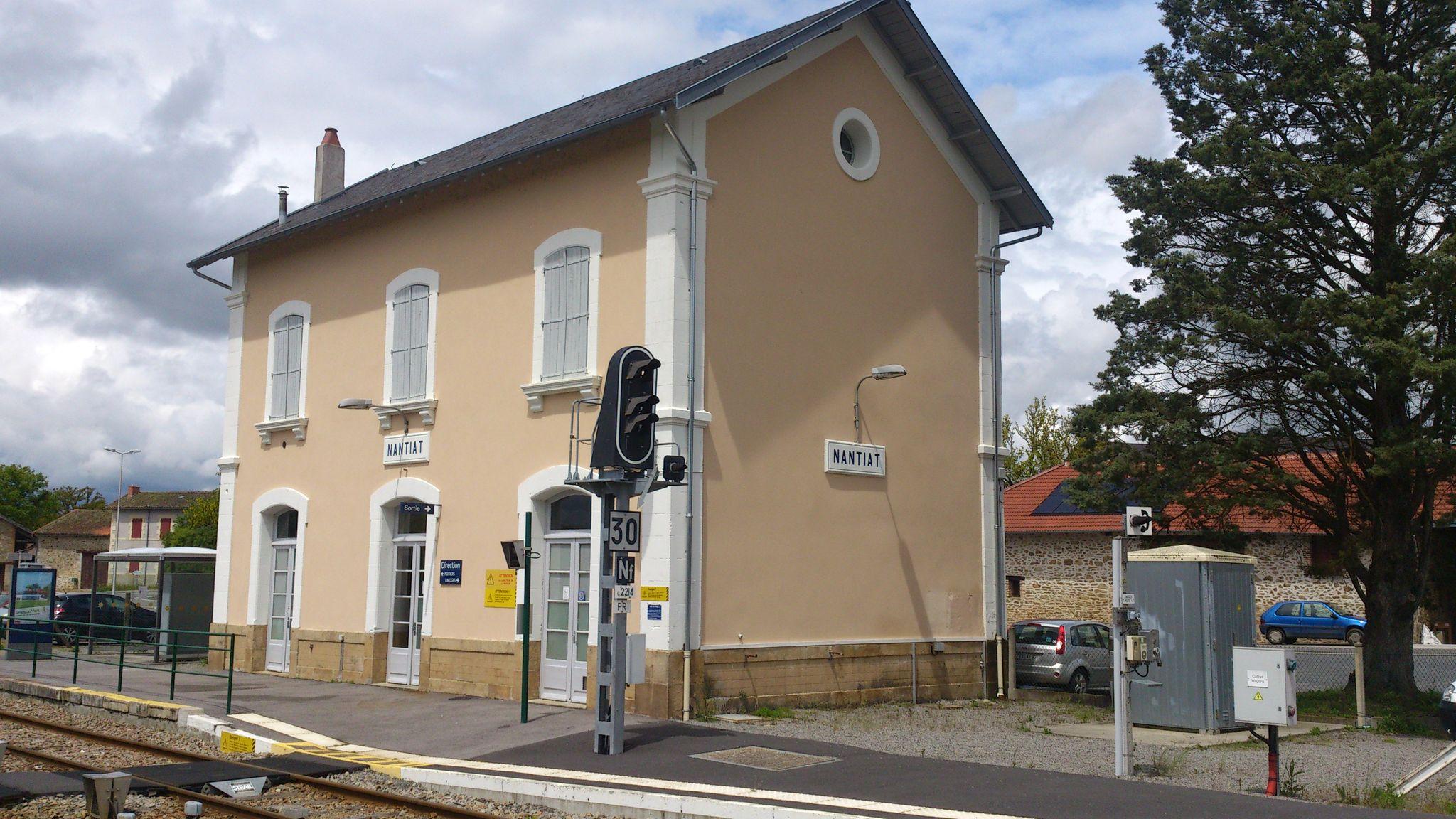 Nantiat (Haute-Vienne)