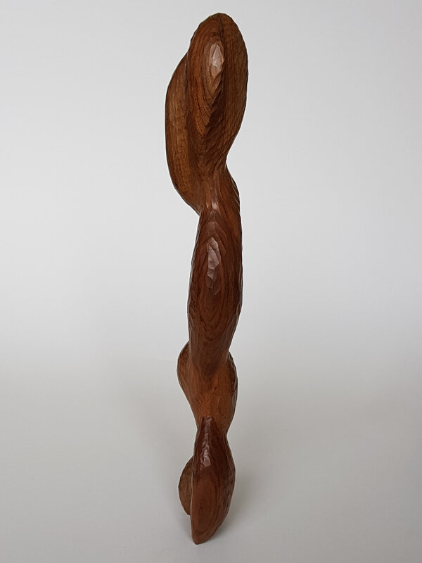 4 Fang, Noyer, 43cm, 2018