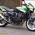 003 - Préparations : Le ZRX 1200 R de Alain