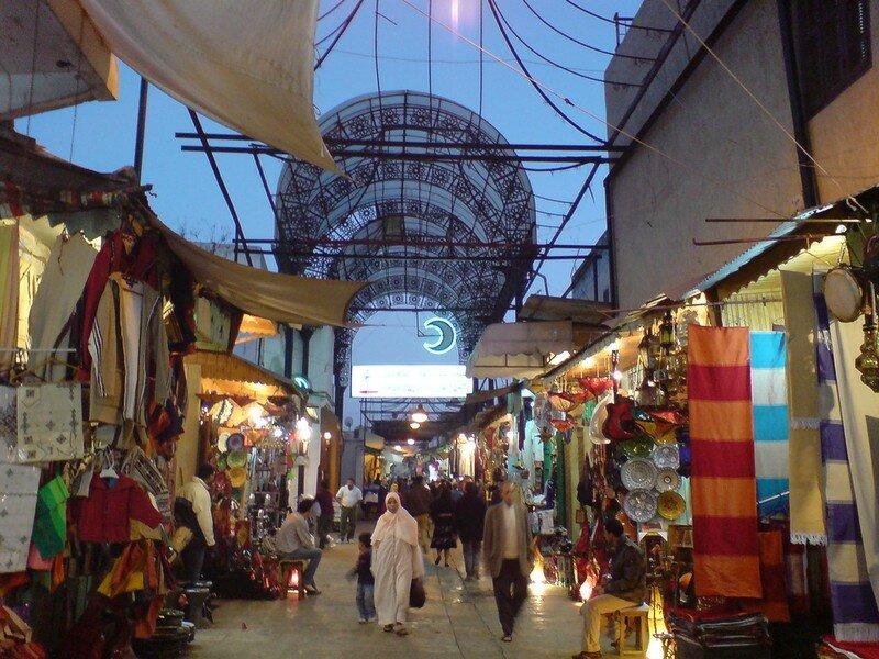 Médina Rabat Novembre 2007