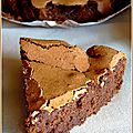 Gâteau chocolat Toblerone