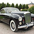 <b>BENTLEY</b> R-Type coupé Graber 1953