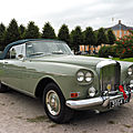<b>BENTLEY</b> S3 Continental drophead coupé Park Ward 1964