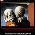 L'amour sera convulsif ou ne sera pas, au théâtre de ménilmontant à partir du 15 avril