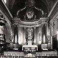 Chapelle de la Madeleine, intérieur (avant rénovation)