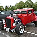 FORD Model A Hot Rod 1928 Illzach (1)