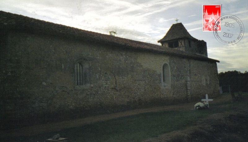 Chapelle Notre Dame des Cyclistes