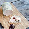 Foie gras au poivre de tasmanie