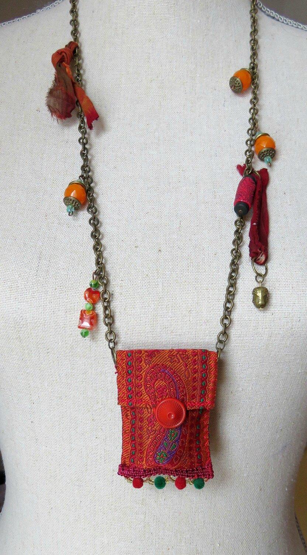 amulette tourmaline noire