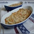 Brandade de Morue <b>Weight</b> <b>watchers</b>