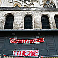 Cathédrale de ROUEN: confirmation que l'actuelle majorité municipale a des goûts de... chiotte!