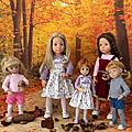 les poupées de léonie