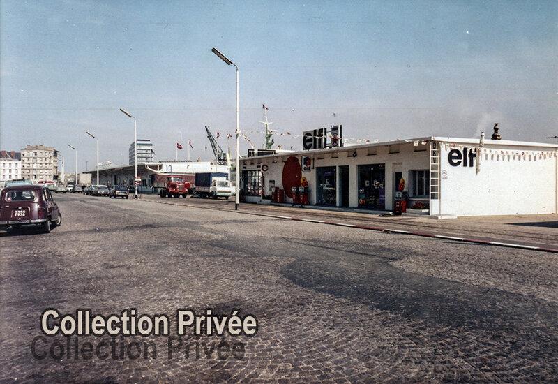 Southampton quai de 1971 JJ R ALG