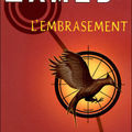Hunger games t.2 : l'embrassement de suzanne collins