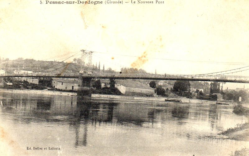 1911- PESSAC sD