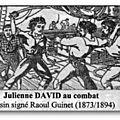 ST-MARS-DU-DÉSERT - NANTES (44) - JULIENNE DAVID, CHOUANNE ET <b>CORSAIRE</b> (1777 - 1843)