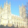 Cathédrale de Canterbury (Angleterre)