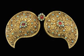 Iranian Turkish jewelry 11th to 19th century and later Eloge de