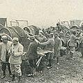 Du vin pour nos soldats - retour de la ligne Le Blanc / Montmorillon - eau de <b>Cologne</b> - Perte et Trouvailles.