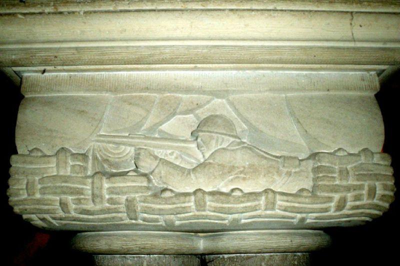 Le fantassin de Verdun