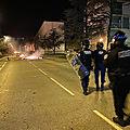 Vidéo: nouvelle flambée de violences nocturnes à <b>Oyonnax</b>