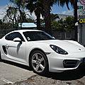 <b>PORSCHE</b> Cayman type 981 2013