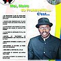 Campagne pour les legislatives 2013/ mairie de franceville