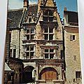 Sarlat maison de la Boetie