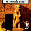 L'Enigme de la momie blonde, d'Elizabeth PETERS (1997)