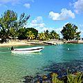 Vacances sur l'île maurice