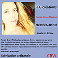 FFG CRÉATIONS bijoux et accessoires