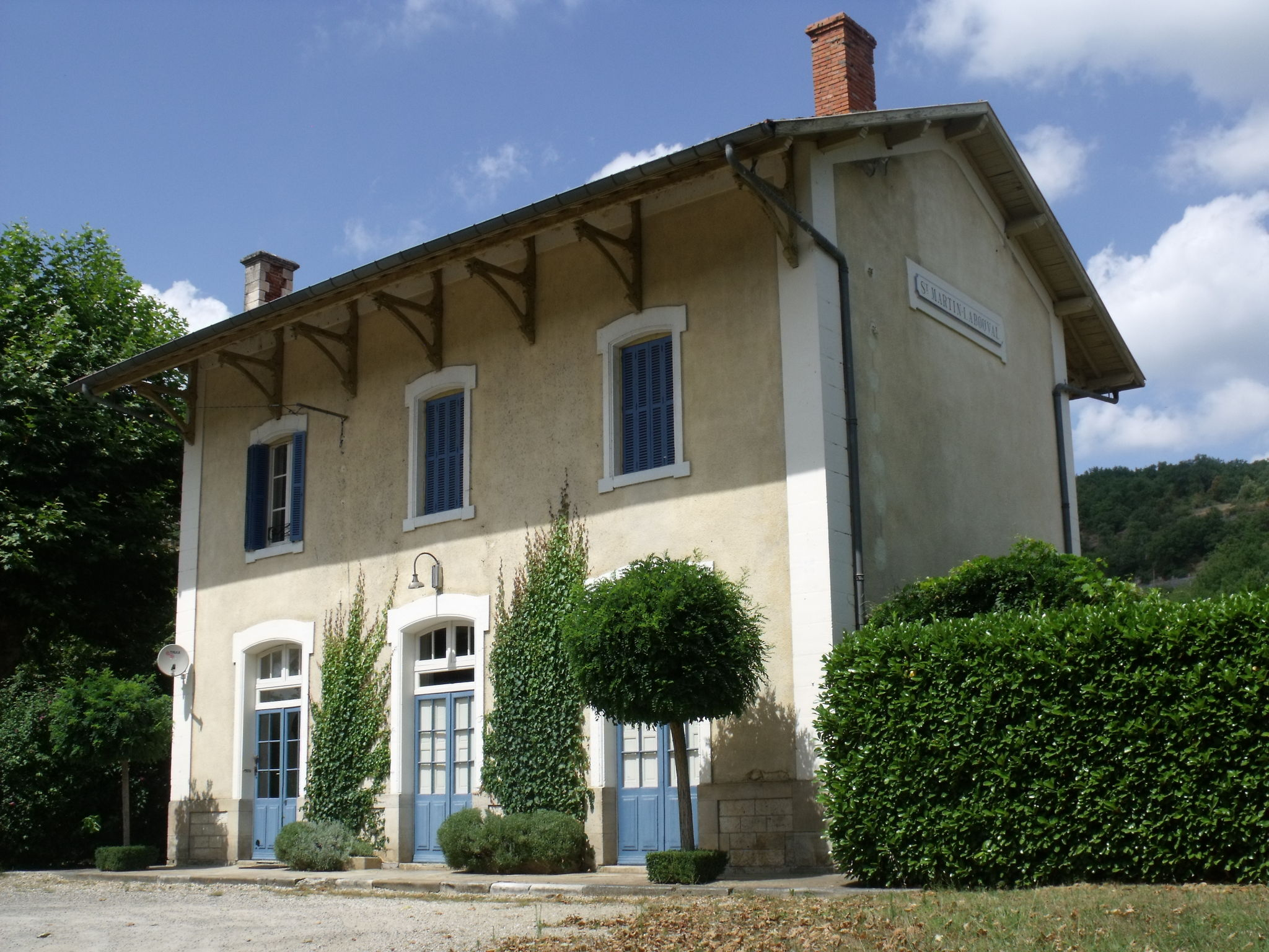 Saint-Martin-Labouval ((Lot - 46)