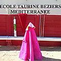 <b>MONTBLANC</b> Hérault UNE PREMIERE TAUROMACHIQUE