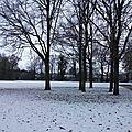 C'est l'hiver .....