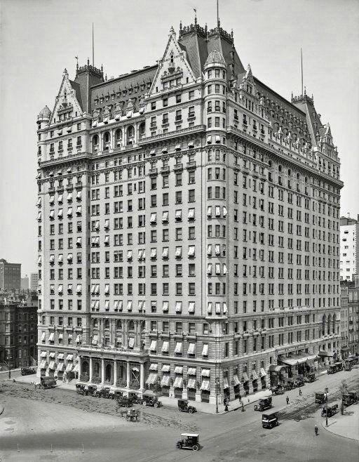 nyc 1912