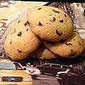 Recette cookies à l'américaine