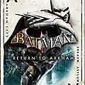 Test de Batman : Return To <b>Arkham</b> - Jeu Video Giga France