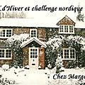 Marathon d'hiver du challenge nordique : suivi du 3 & 4 février