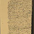 Le 20 novembre 1790 à Mamers : élection de 12 <b>notables</b> de la municipalité.